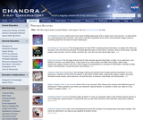 Chandra X-Ray Observatory - Printable Activities