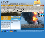 Center for Ocean Sciences Education Excellence Central Gulf of Mexico (COSEE-Central GOM)