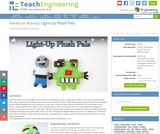 Light-Up Plush Pals