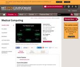 Medical Computing, Spring 2003