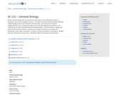 BI 102 - General Biology 2