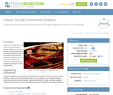 Sound Environment Shapers