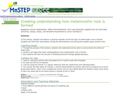 Creating Understanding: How Metamorphic Rock is Formed