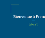 French 102, Lab 01: - Lab Orientation - Novice