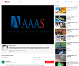 AAAS - Global Climate Change video