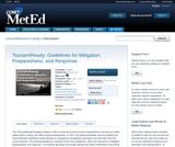 TsunamiReady: Guidelines for Mitigation, Preparedness, and Response