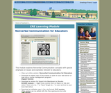 Nonverbal Communication for Educators