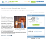 Build a Charge Detector