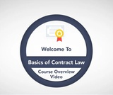 Basics of Contracts Law