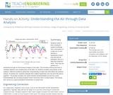 Understanding the Air through Data Analysis