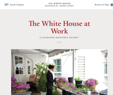 The White House at Work: Classroom Resource Packet