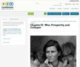 Chapter 15 - War, Prosperity, and Collapse