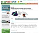 Polishing Preposition Skills through Poetry and Publication