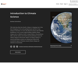 Introduction to Climate Science