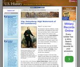 33g. Gettysburg: High Watermark of the Confederacy