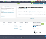 Photography Careers Hyperdoc Assignment