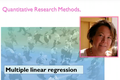 Multiple linear regression (10:43)