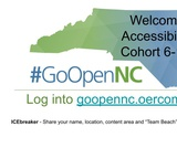Accessibility for OER Microsite Part I