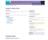 CS Fundamentals 8.1: Dance Party