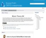 Music Theory Q2