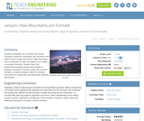How Mountains are Formed