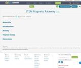 STEM Magnetic Raceway