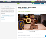 """Robot Inventors"" Activity Guide"
