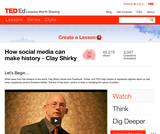 How Social Media Can Make History