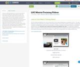 LOC Matrix Training Videos