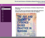 The art and science of evidence-based practice in nursing.