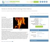 What Is Energy? Short Demos