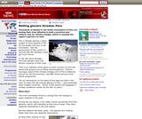 Melting Glaciers Threaten Peru