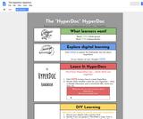 The HyperDoc HyperDoc