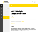 6.EE Height Requirements