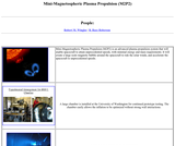 Mini-Magnetospheric Plasma Propulsion (M2P2)