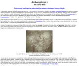 Archaeopteryx: An Early Bird