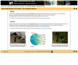 Great Lakes Weather and Climate: Equinox Seasons: Spring and Autumn
