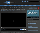 Perspectives on Ocean Science: Scripps Center for Marine Biodiversity and Conservation