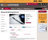 Advanced Writing Seminar, Spring 2004