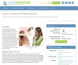 Human and Robot Sensors