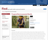 Tropical Environmental Health