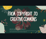 From Copyright to Creative Commons (1 of 5)