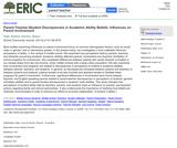 Parent-Teacher-Student Discrepancies in Academic Ability Beliefs: Influences on Parent Involvement