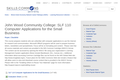 John Wood Community College: SLF 110 Computer Applications for the Small Business - SkillsCommons Repository