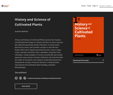 History and Science of Cultivated Plants