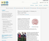 Discover Labyrinths: A Journey in Space and Time