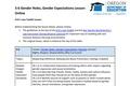 5-6 Gender Roles, Gender Expectations Lesson (Online Adaptation)
