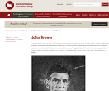 Reading Like a Historian: John Brown