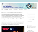 Innovative Approaches to Learning with Technology