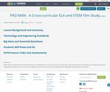 PAD MAN - A Cross-curricular ELA and STEM Film Study